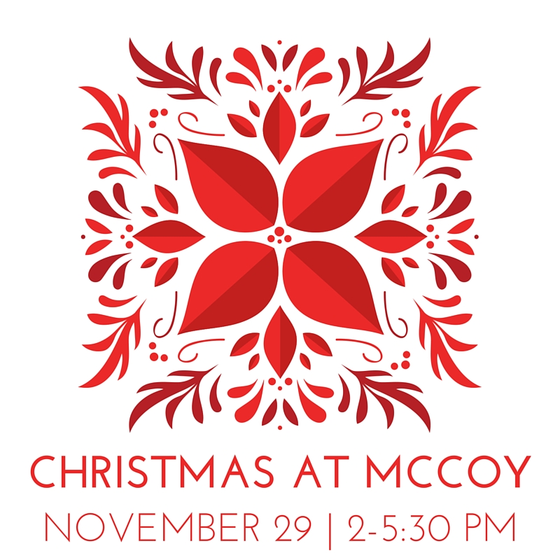 CHRISTMAS AT McCOY (2)